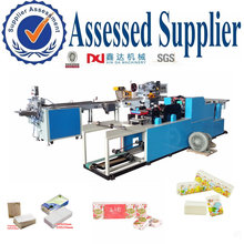 High Efficiency Automatic Small Handkerchief Paper Mini Facial Tissue Paper Machine Production Line
