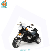 WDC119 Three Wheel Kids Electric Motorcycle Scooter With Music