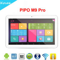 Pipo M9 Pro 3G WIFI 10.1'' Quad Core Tablet pc RK3188 IPS FHD 2G/32GB GPS 7600mAh battery retina 1920*1200