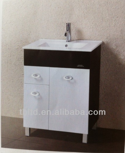 Cheap bathroom vanity TB-8090 for India made in China