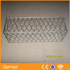 Building Materials PVC coated and galvanized Hexagonal gabion baskets iso