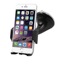 Universal Cell Phone Windshield Mount, Kit Smartphone Car Holder, Vehicle Suction Cup Mobile Phone Support