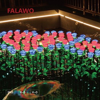 Falawo plastic photo frame multi color micro led 2014 flexible led strip light samsung 5630 2835cct strip light