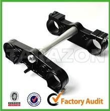 Trade assurance supplier wholesale cnc triple clamp for yamaha motocross