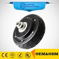 "high quality 5"" bicycle electric motor for sale with electric brake"