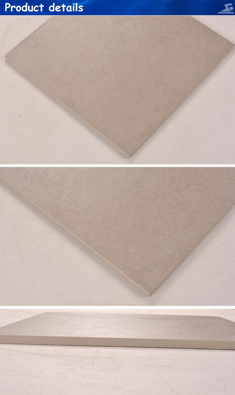 foshan non-slip cheap grey vintage swimming pool tile