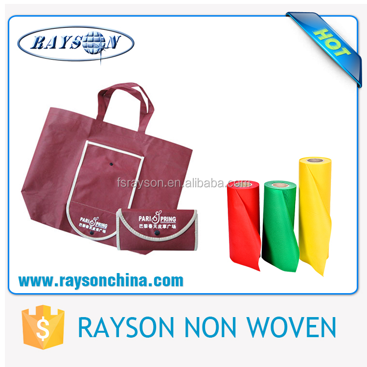 Creditable Partner Full Color Printing Shopping Foldable Bag