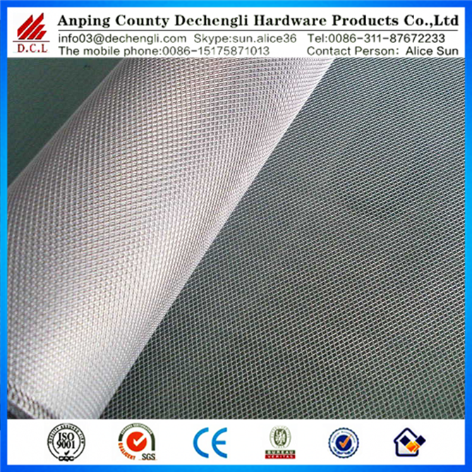 expanded aluminum metal window screen for Asia
