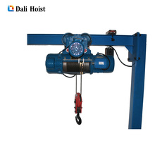 harga hoist crane 5 ton electric wire rope hoist construction hoist