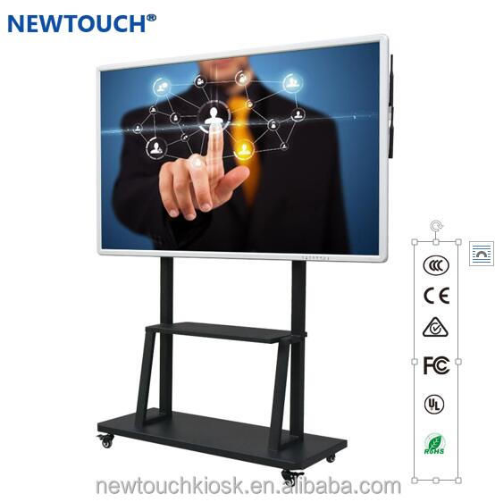 Large size Commercial style Education version touch screen PC all-in-one