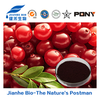 Pharmaceutical Grade Cranberry extract powder TREAT UTI/Anti-aging/cranberry extract/cranberry