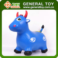 57*46*22cm Kids Jumping Toys Kid Riding Horse Toy Jumping Animal