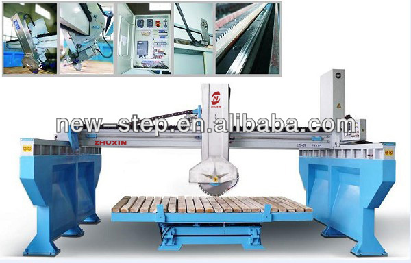 bridge saw tile laser machine for cutting stone marble granite
