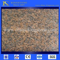 High quality g562 maple red natural granite stone (Direct Factory Good Price )