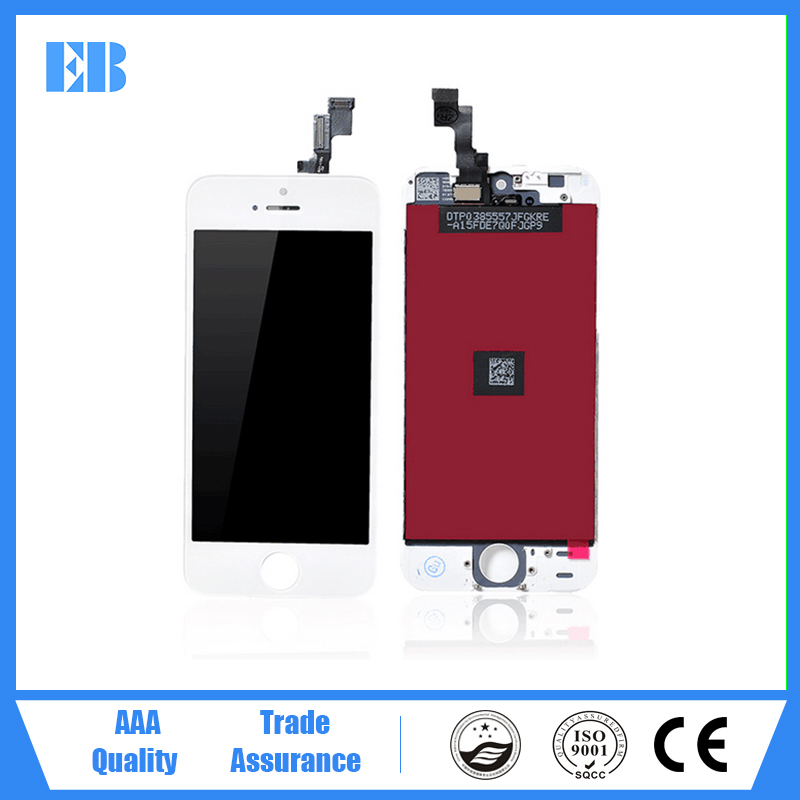 2016 Top 1 LCD ! for iphone 5 lcd display, mobile phone lcd screen for iphone 5, lcd display for iphone 5 screen