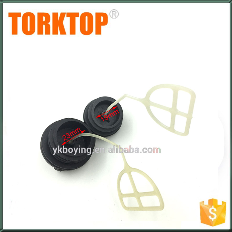 High quality chainsaw fuel cap oil cap for 137 142 chain saw