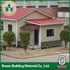 light steel frame buildings modular villa luxury prefab houses