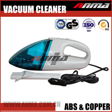 Mini usb wet and dry ac dc 12v portable car seat vacuum cleaner