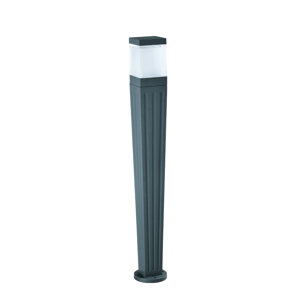 square bollard light/led bollard light/garden bollard light DHL-1934