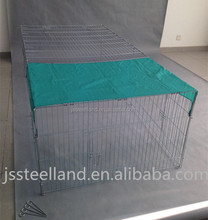 Outdoor Folding Wire Rabbit Dog Chicken exercise playpen