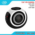 2017 NEW action wireless 360 degree vr panoramic camera 720A