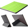 Colorful stand leather case for ipad pro flip leather cover