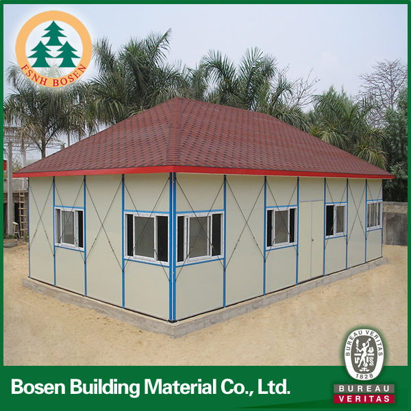 High level prefab house, luxury house plans ,portable toilet prefabricated home