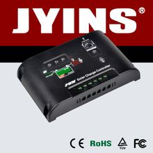 PWM 5A to 30A solar battery charge controller