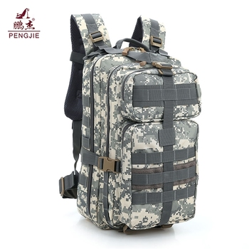 Wholesale custom large Outdoor Sport hiking camping Army Military tactical backpack bag