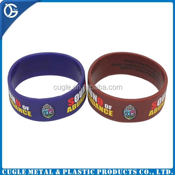 High quality silicone wristband printing machine