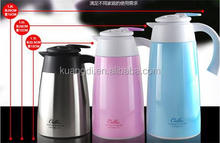 double wall coffee pot keeps drinks hot and cold for 24 hour(800ml,1200ml,1500ml)