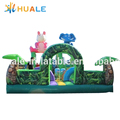 Commercial grade kids inflatable bouncy castle from China factory