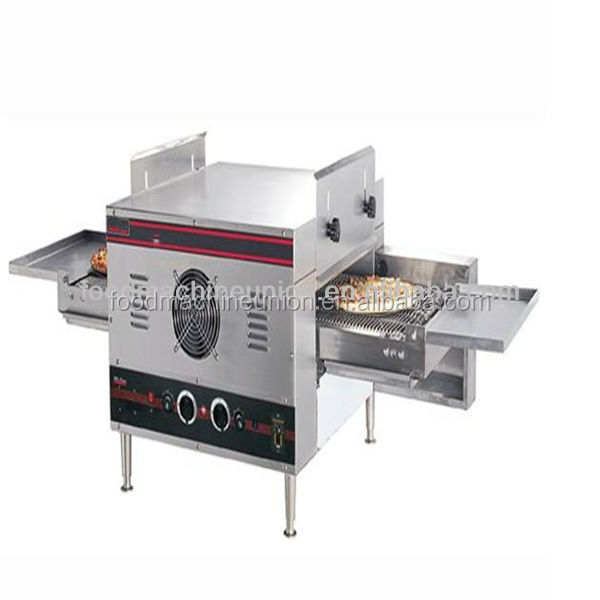 YSN-PZ18 commercial gas conveyor bakery oven pizza oven