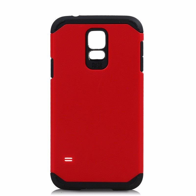 Safety shockproof mobile phone back cover for samsung galaxy s5