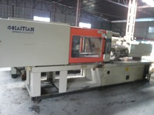 Used second hand Haitian Plastic Injection Molding Machine high quality