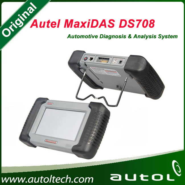 [Autel Distributor] Original Car Diagnostic Tool DS708 Free Software Update Autel Maxidas DS708 Diagnostic Scanner