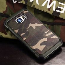 Hot sell armor soft camouflage case for samsung galaxy s4 mini