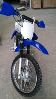 150cc Blue racing bike