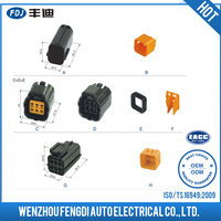 2016 China Supplier Crc9 Female Connector