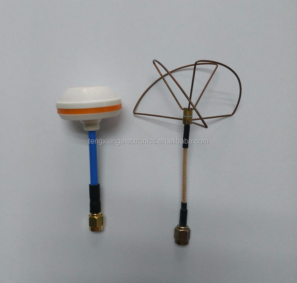 433mhz omni directional antenna for drone fpv flying sky controlling