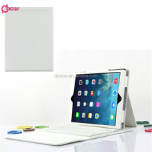 For iPad Pro 10.5 Folio Leather Case Stand With Keyboard Wireless Keyboard