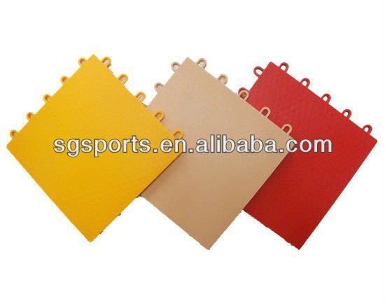 2014 Hot sale 100% PP Chinese High quality Modular Squash Court Flooring With Most Popular Sales For sports Use