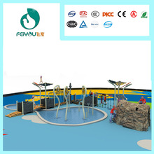 Highly commended playground sets for sale mine cave theme gym playground with pool