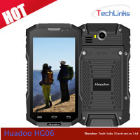 Original Huadoo HG06 4G Lte MTK6735 Quad Core 2GB 16GB Dual SIM 13MP Camera Outdoor Waterproof 5.0 inch Android Mobile Phone