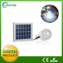 Indoor solar power lights solar led lamps LY8222 with cheap price