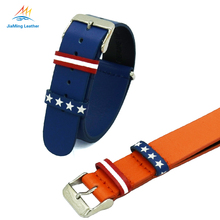 Custom High Quality Leather Watch Straps With Cover