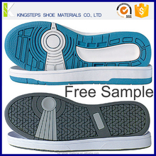 KSQX-MD1001 Flat outsole phylon sole for shoe making Jinjiang China