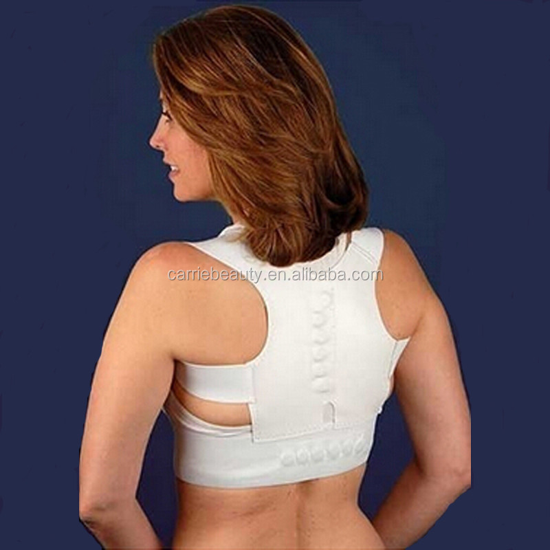 Magnetic Therapy Shoulder Support Back Support Brace Posture Corrector Belt