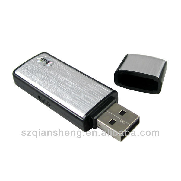 New 8GB Memory USB Flash Drive Stick Digital Voice Recorder