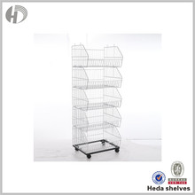 Best Quality Low Cost Customizable Wholesale Wire Note Card Display Racks